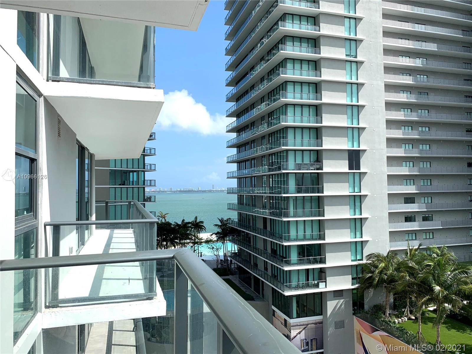 Paraiso Bayviews #807 - 501 NE 31 Street #807, Miami, FL 33137