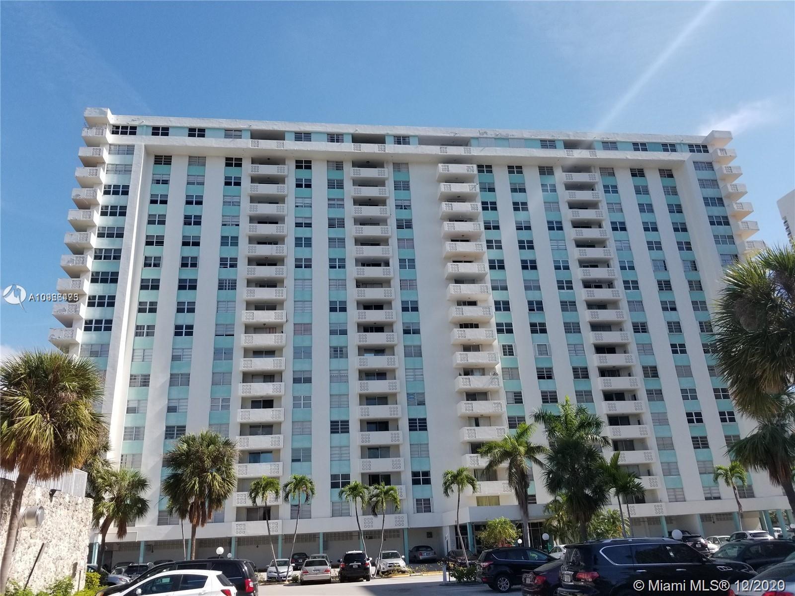 Plaza North Tower #804 - 1833 S Ocean Dr #804, Hallandale Beach, FL 33009