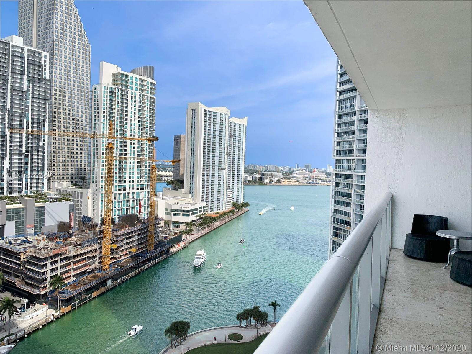 Icon Brickell 3 #2203 - 485 Brickell Ave #2203, Miami, FL 33131