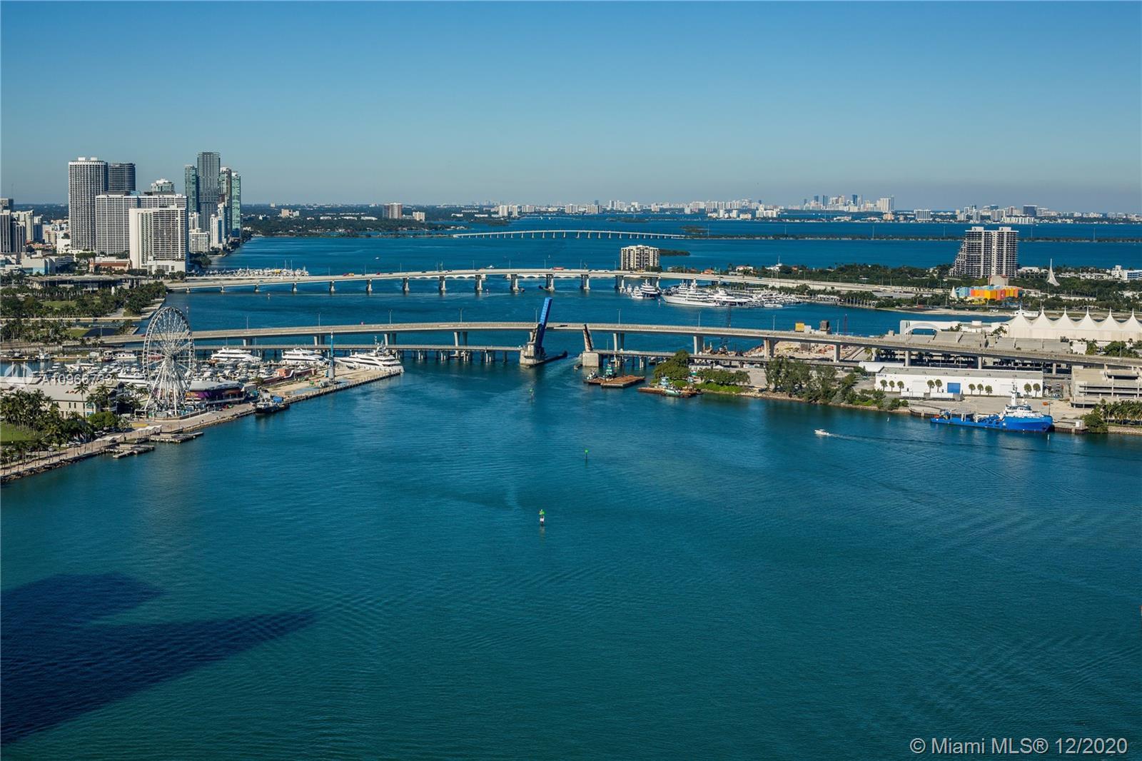 Three Tequesta Point #3806 - 848 Brickell Key Dr #3806, Miami, FL 33131