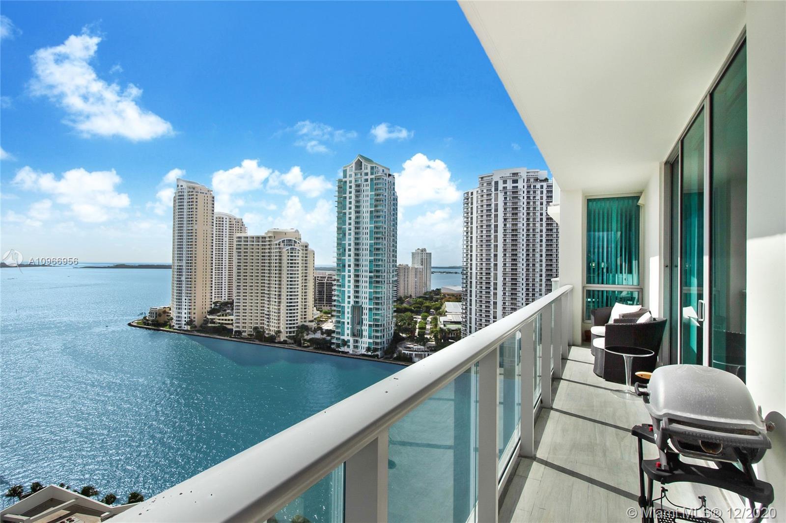 Met 1 #T1916 - 300 S Biscayne Blvd #T1916, Miami, FL 33131