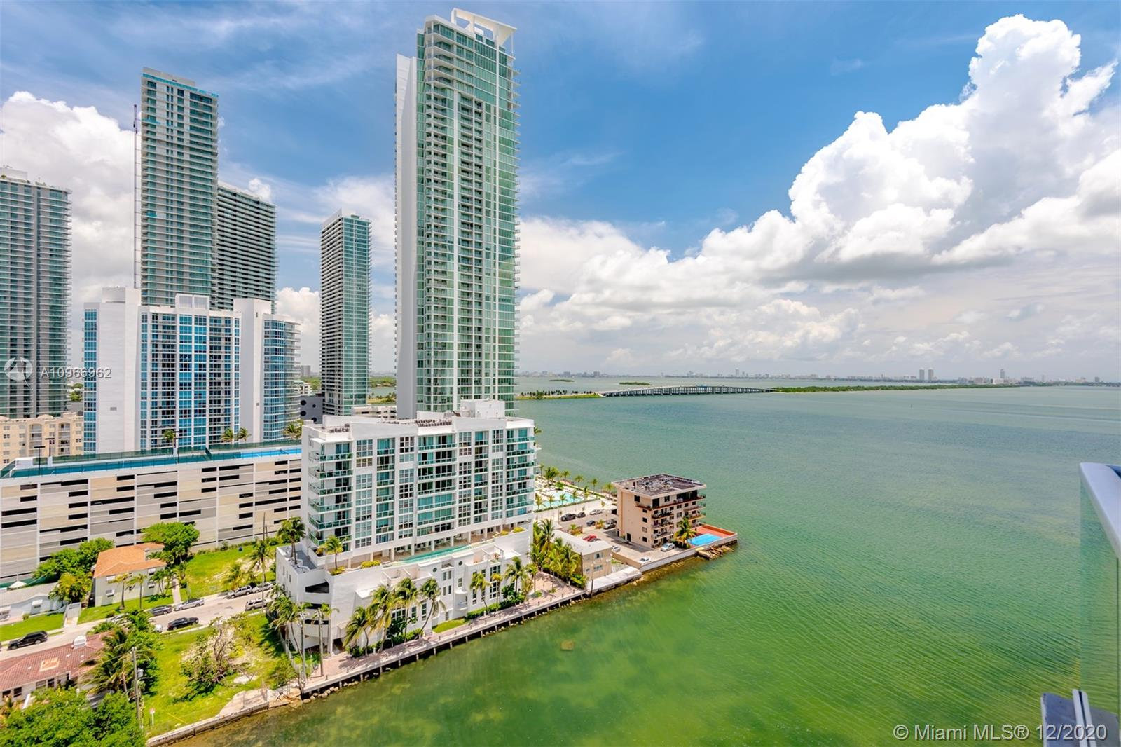 The Crimson #1603 - 601 NE 27th St #1603, Miami, FL 33137