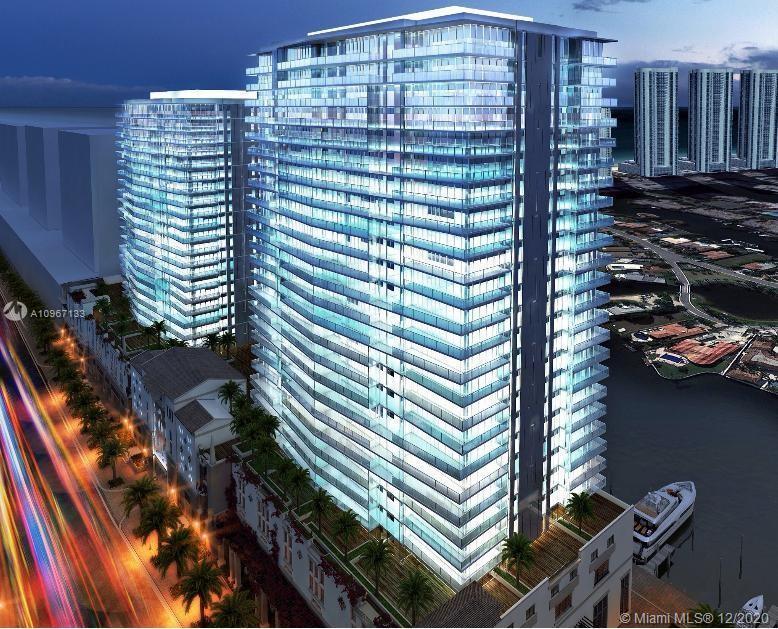 Parque Tower 1 #4-1806 - 300 Sunny Isles Blvd #4-1806, Sunny Isles Beach, FL 33160