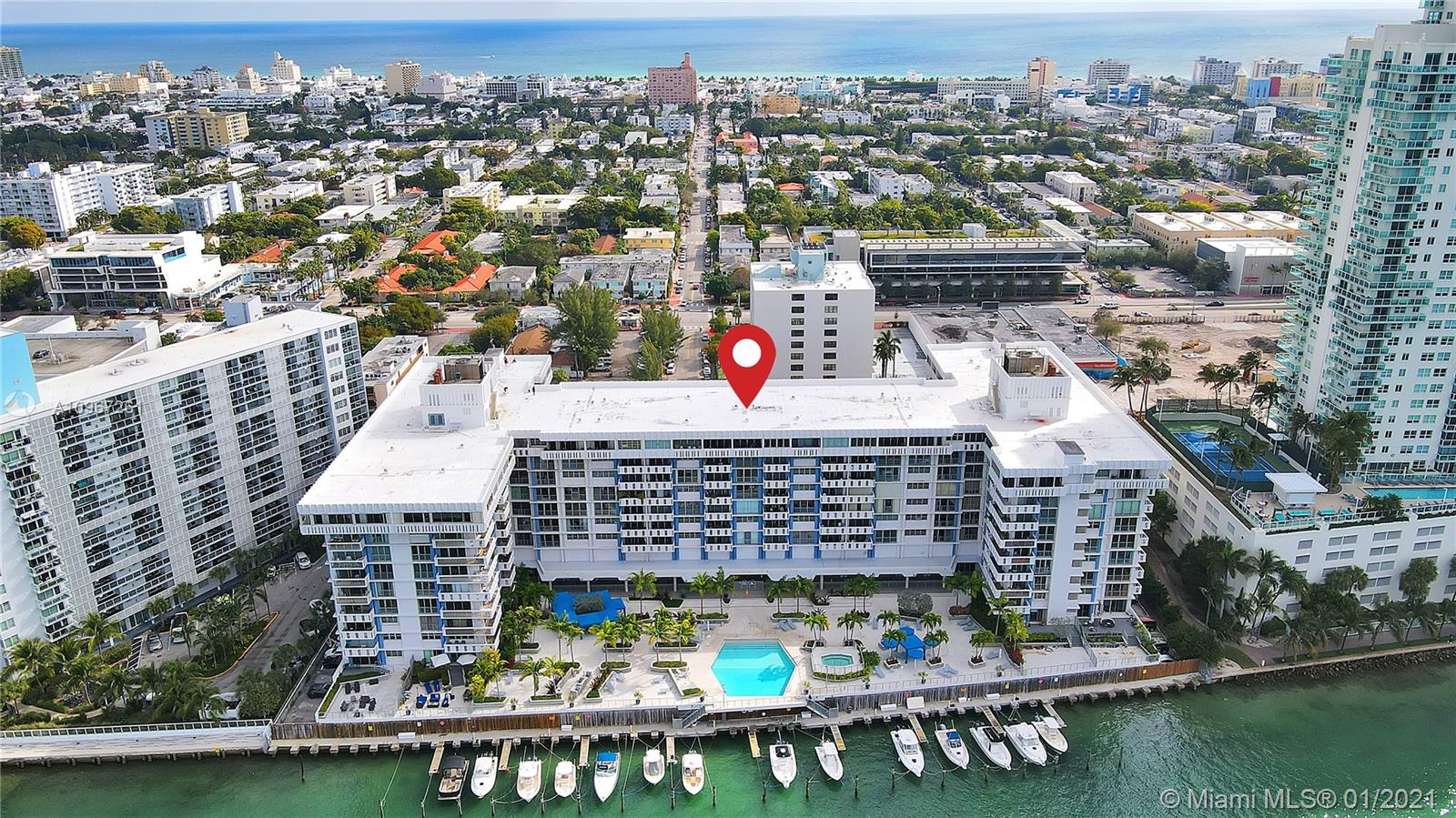 South Bay Club #635 - 800 West Ave #635, Miami Beach, FL 33139