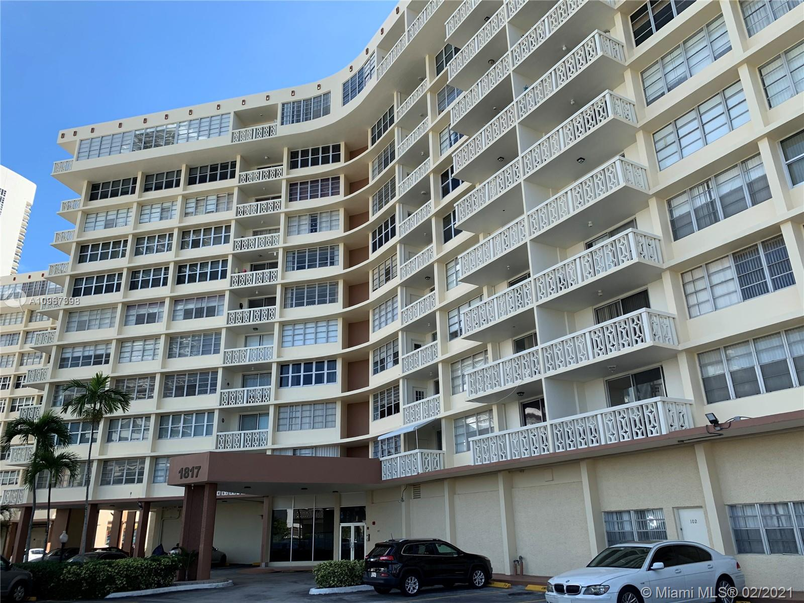 Imperial Towers Two #327 - 1817 S Ocean Dr #327, Hallandale Beach, FL 33009