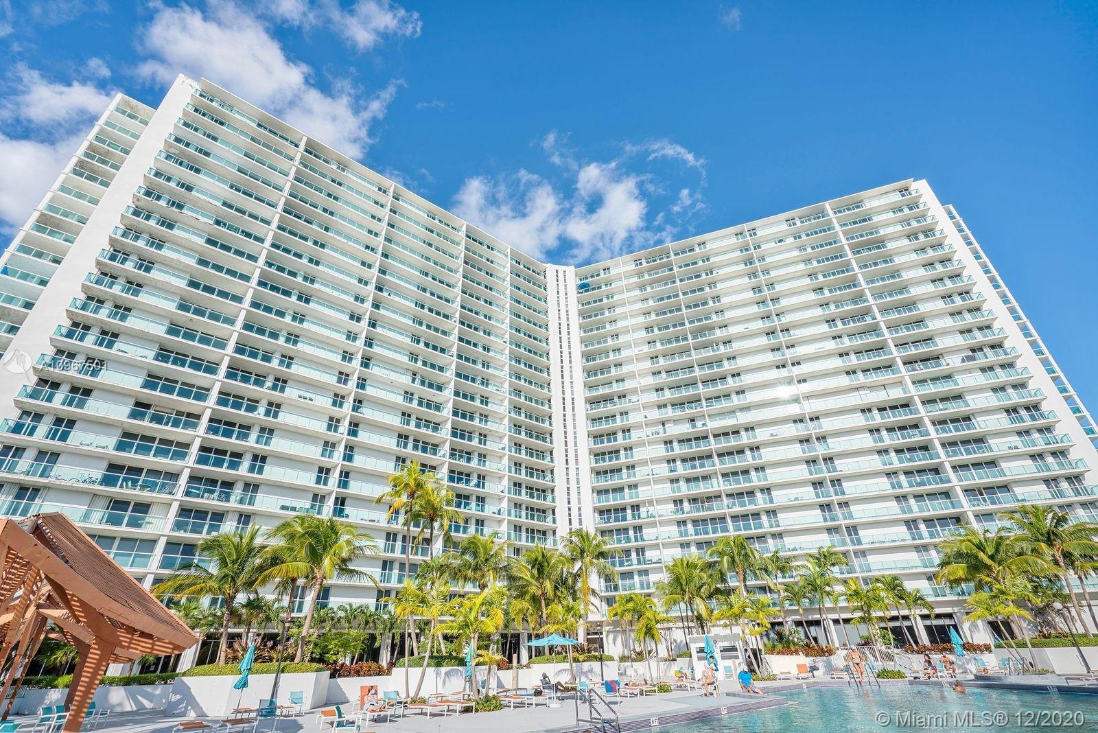Arlen House #1418 - 100 Bayview Dr #1418, Sunny Isles Beach, FL 33160