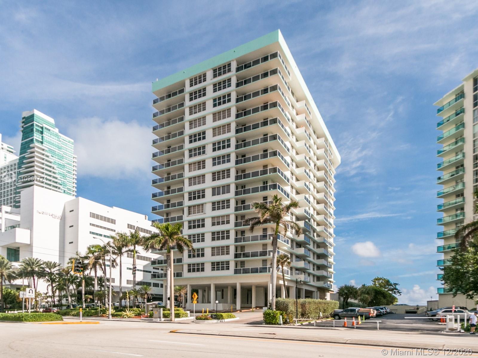 Sea Air Towers #319 - 3725 S Ocean Dr #319, Hollywood, FL 33019