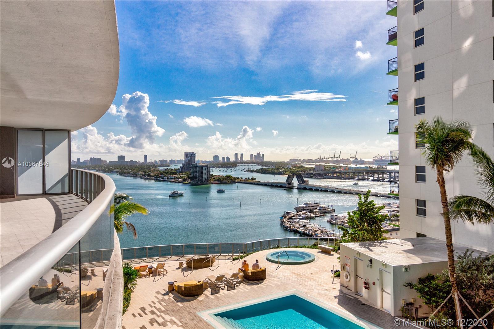 Aria on the Bay #1608 - 488 NE 18th Street #1608, Miami, FL 33132