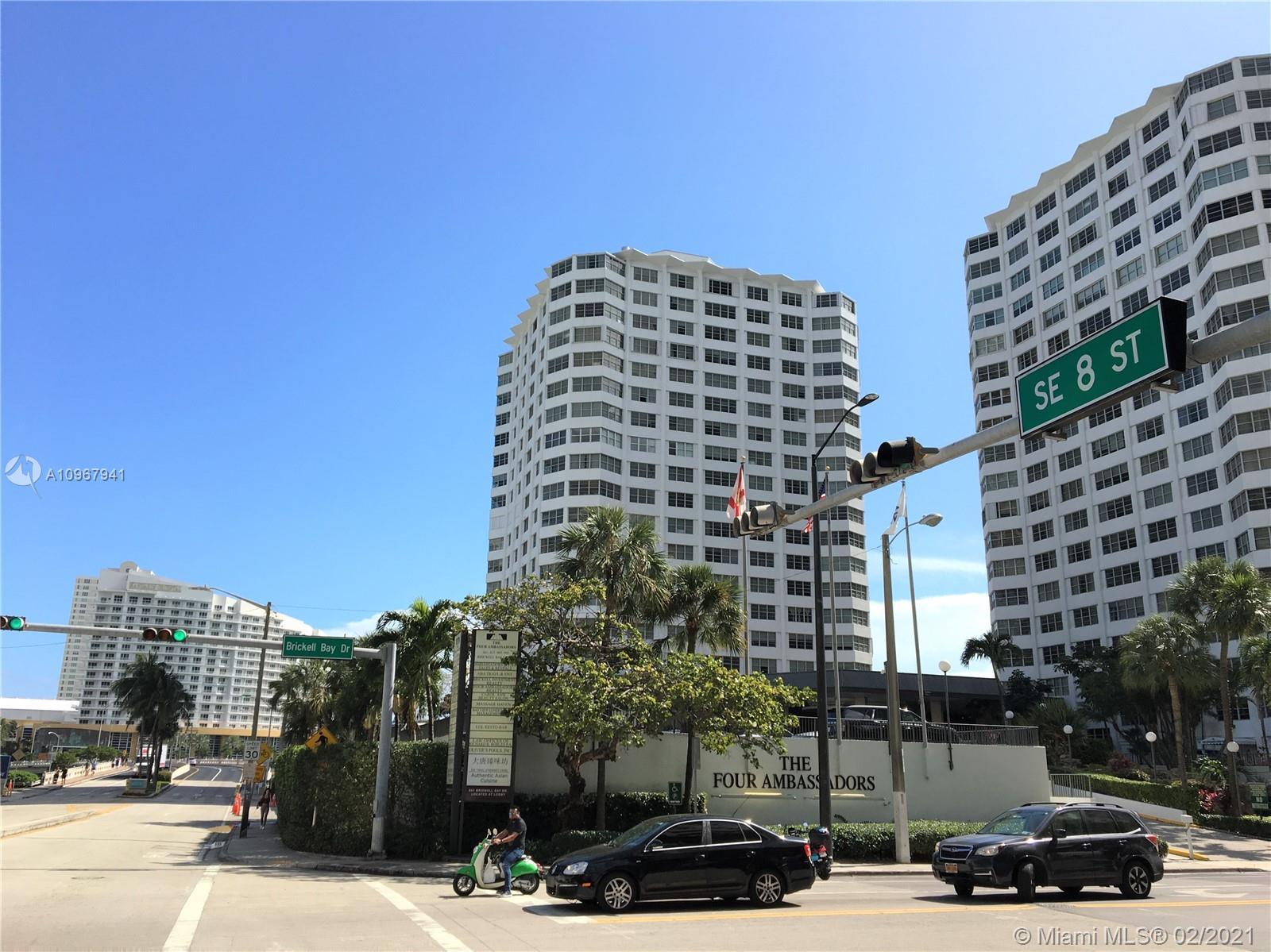 Courts Brickell Key #4CL41B - 801 Brickell Bay Dr #4CL41B, Miami, FL 33131