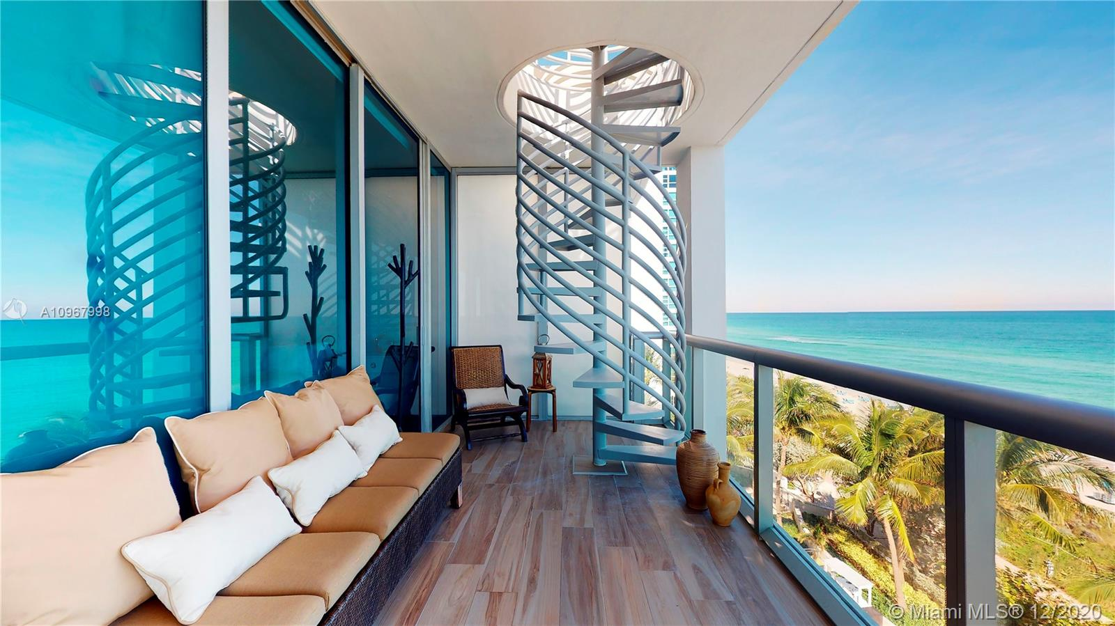 Carillon South Tower #505 - 6799 Collins Ave #505, Miami Beach, FL 33141