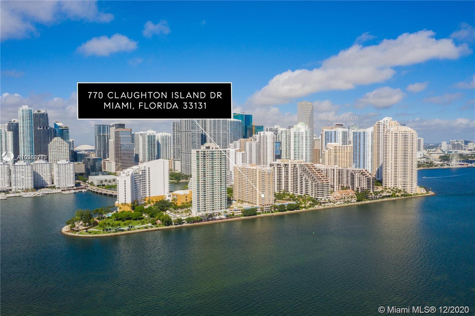 Isola #PH-7 - 770 Claughton Island Dr #PH-7, Miami, FL 33131
