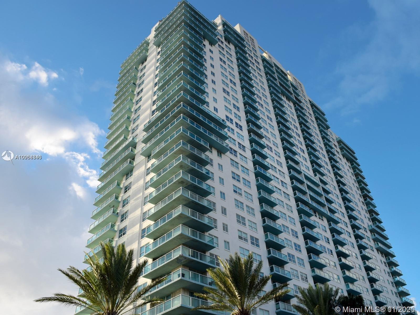 The Floridian #2208 - 650 West Ave #2208, Miami Beach, FL 33139