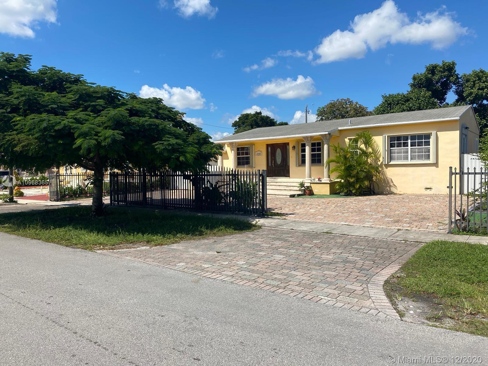 Palm Spring - 235 W 63rd St, Hialeah, FL 33012