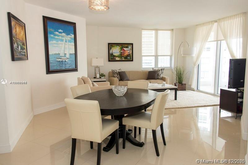 Courvoisier Courts #2504 - 701 Brickell Key Blvd #2504, Miami, FL 33131