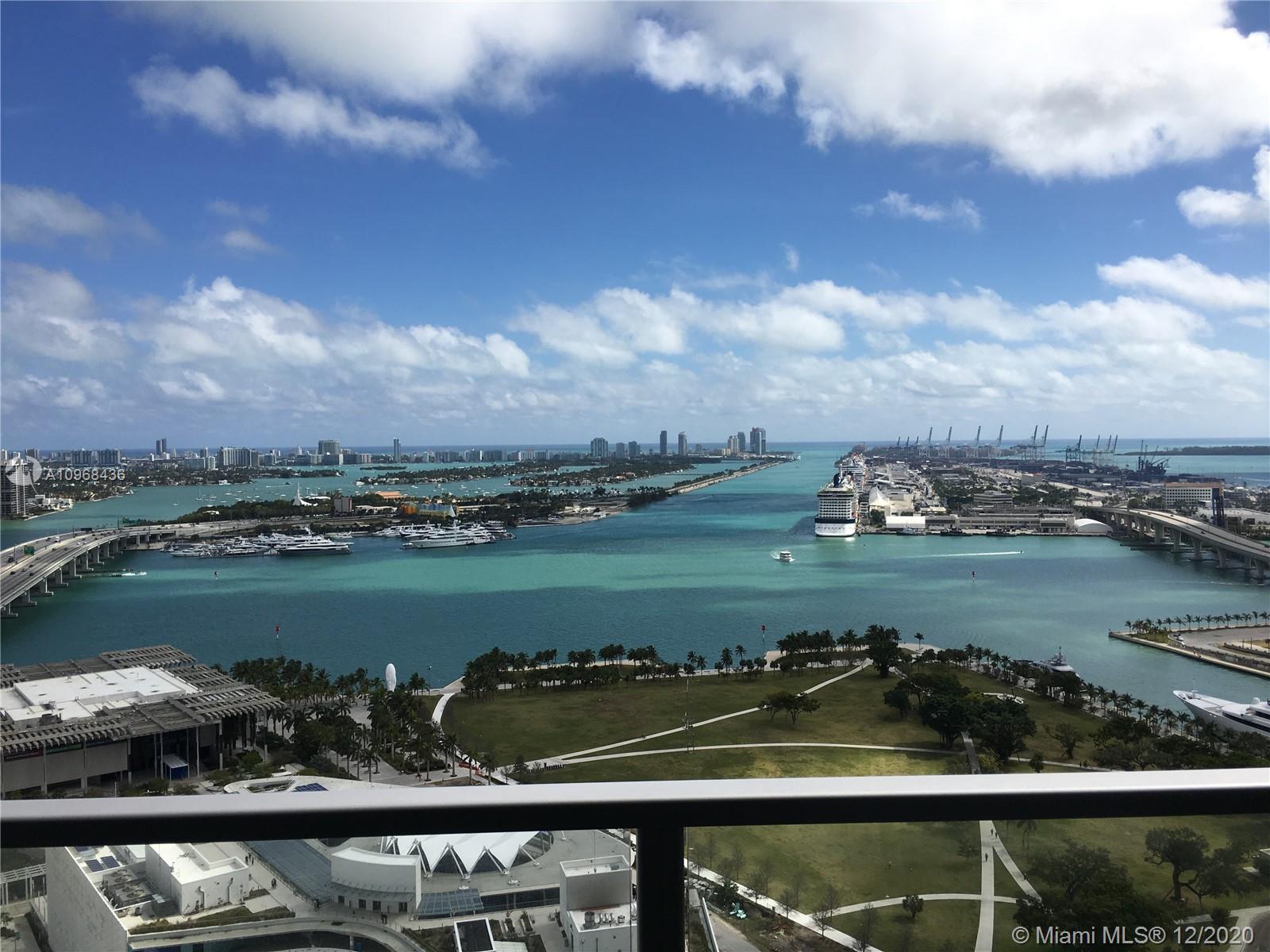 Marquis #3104 - 1100 Biscayne Blvd #3104, Miami, FL 33132
