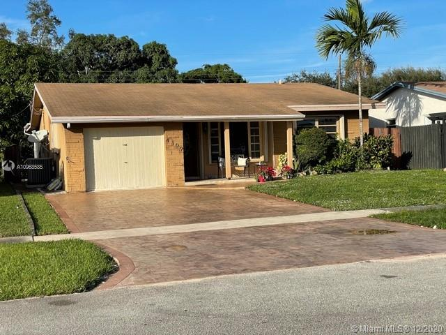 Hollywood Hills - 4109 Grant St, Hollywood, FL 33021