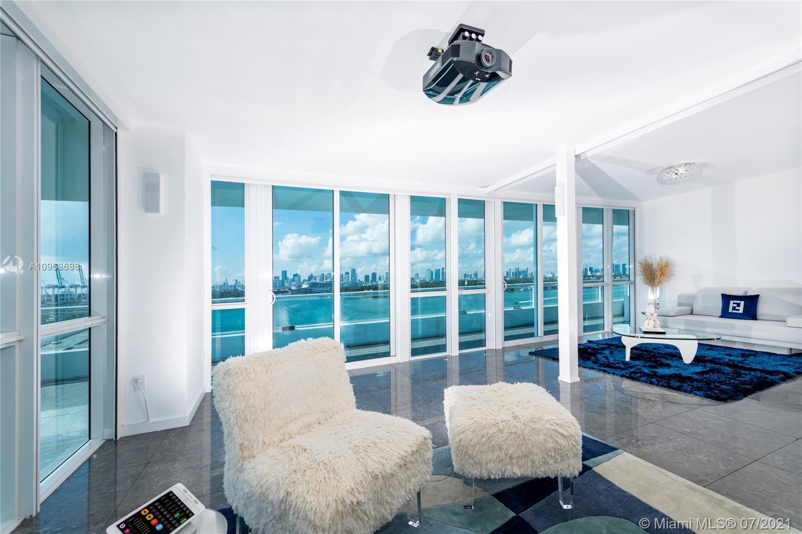Bentley Bay South Tower #1101 - 520 West Ave #1101, Miami Beach, FL 33139