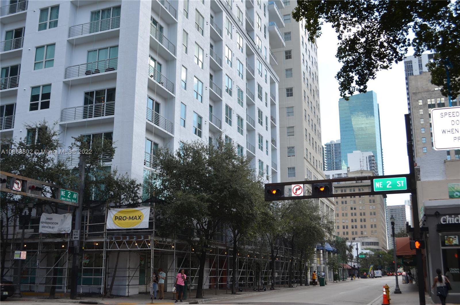 The Loft Downtown #1711 - 133 NE 2nd Ave #1711, Miami, FL 33132