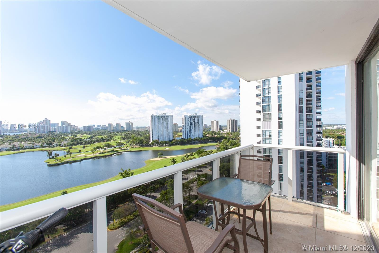 Eldorado Tower Two #1809 - 3675 N Country Club Dr #1809, Aventura, FL 33180