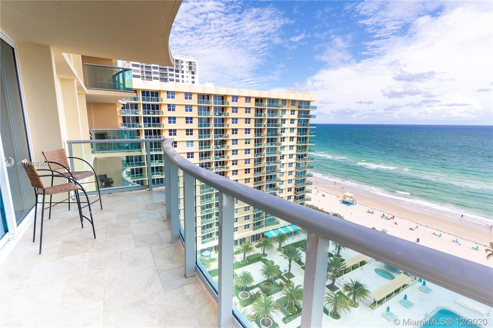 The Wave #1525 - 2501 S Ocean Dr #1525, Hollywood, FL 33019