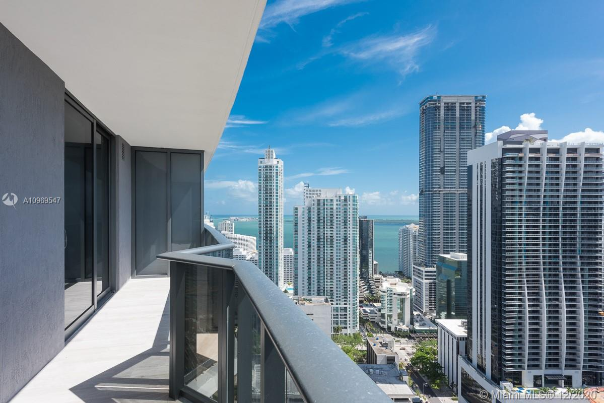 Brickell Heights East Tower #3404 - 45 SW 9th St #3404, Miami, FL 33130