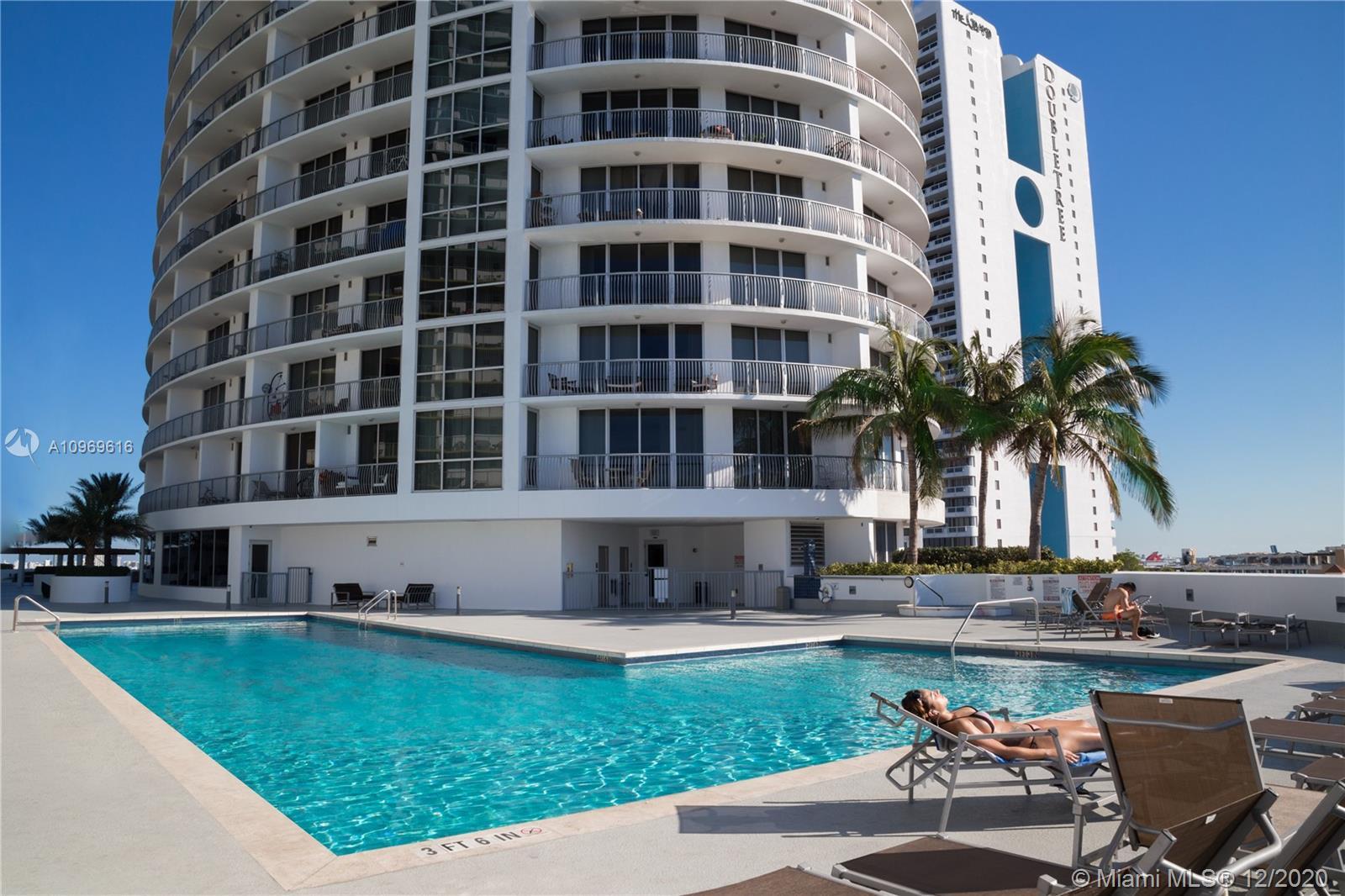 Opera Tower #2509 - 1750 N Bayshore Dr #2509, Miami, FL 33132