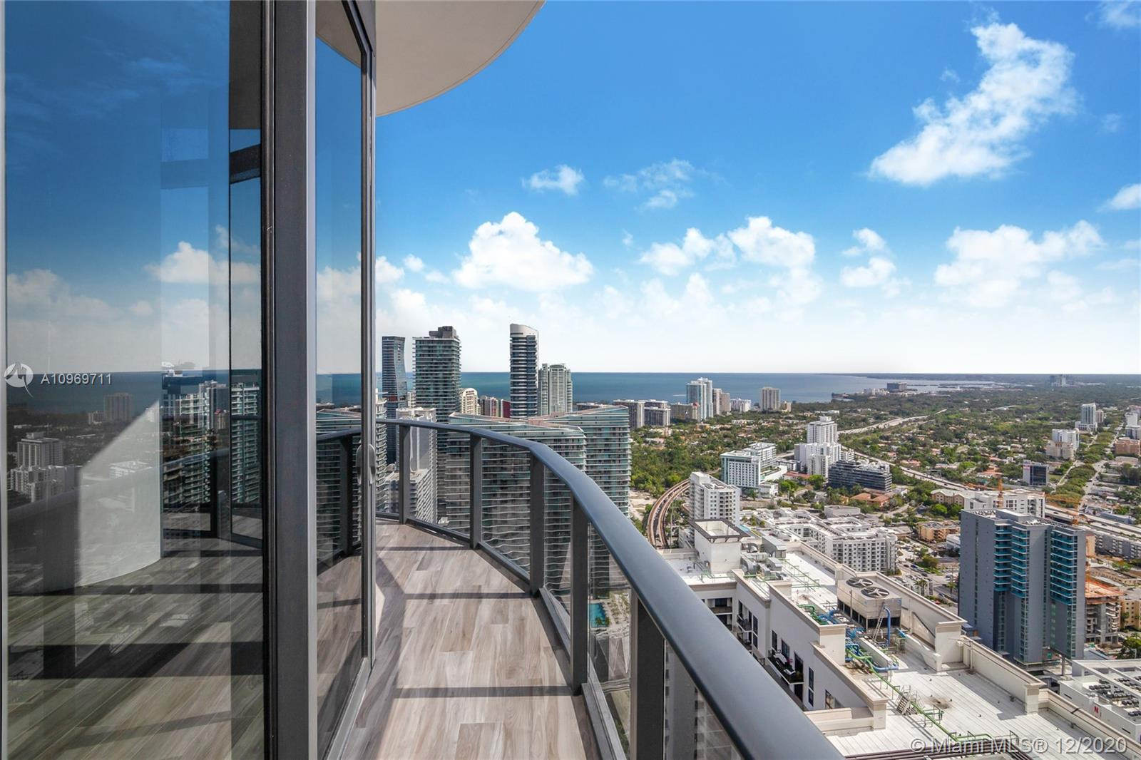 Brickell Heights West Tower #PH4606 - 55 SW 9th St #PH4606, Miami, FL 33130