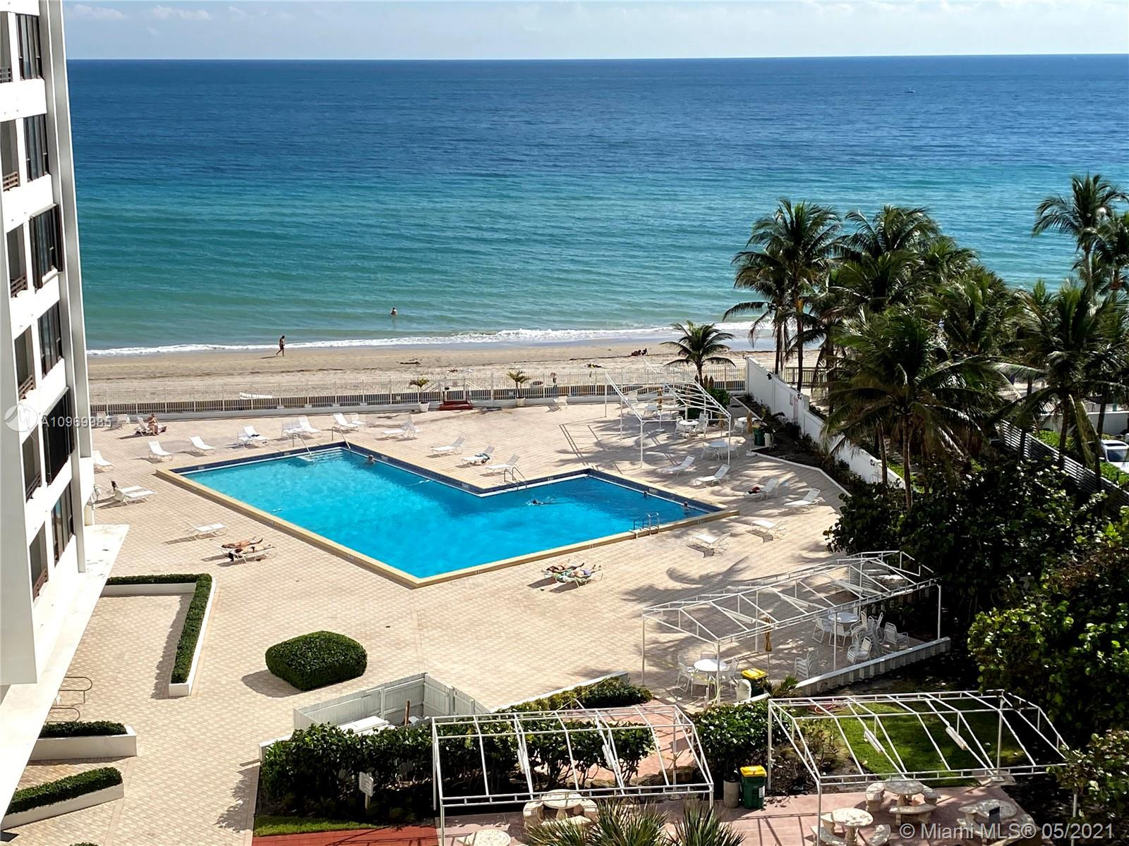 Alexander Towers #720 - 3505 S Ocean Dr #720, Hollywood, FL 33019