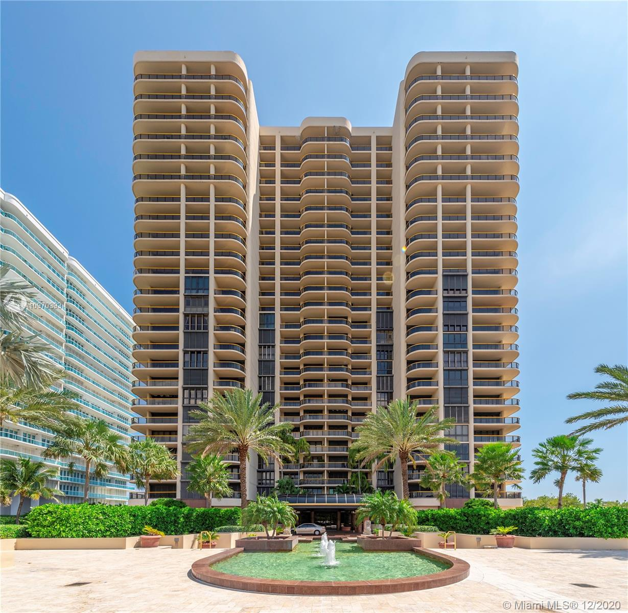 Bal Harbour Tower #4C - 9999 Collins Ave #4C, Bal Harbour, FL 33154