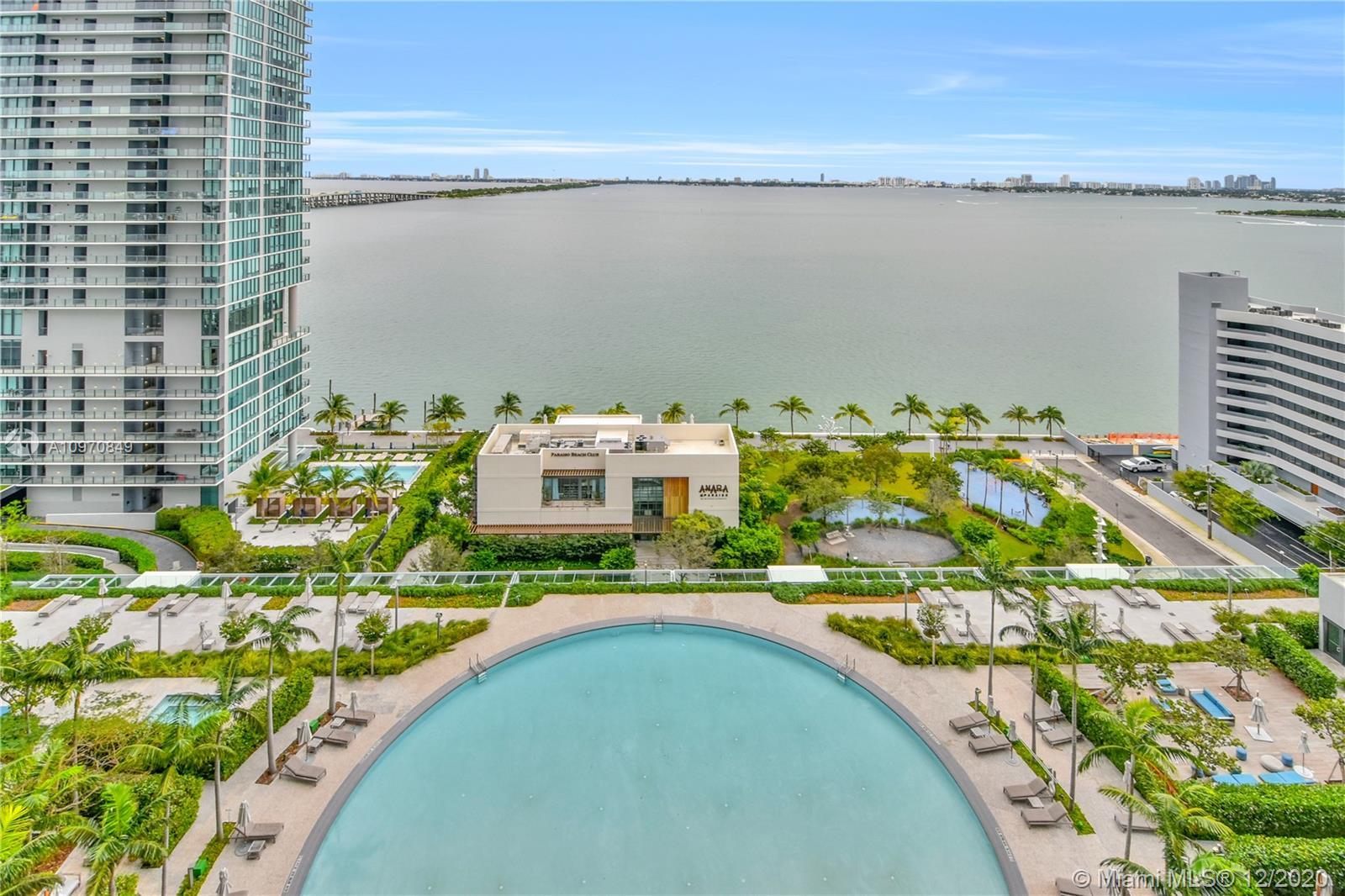Gran Paraiso #1606 - 480 NE 31st St #1606, Miami, FL 33137