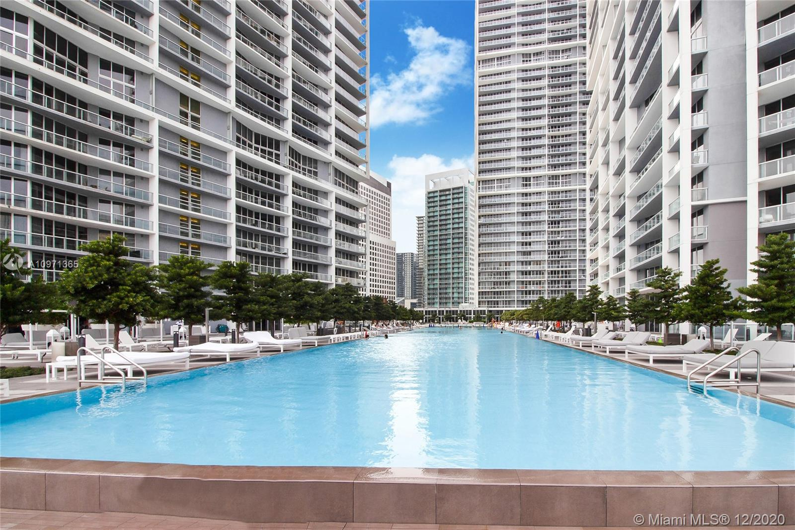 Icon Brickell 1 #614 - 475 Brickell Ave #614, Miami, FL 33131