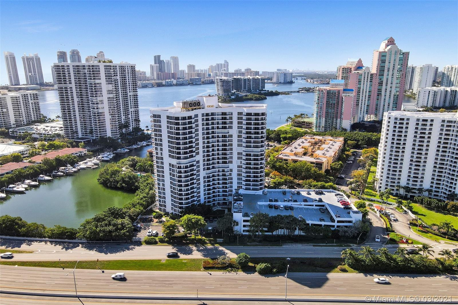 Mystic Pointe Tower 600 #707 - 3400 NE 192nd St #707, Aventura, FL 33180