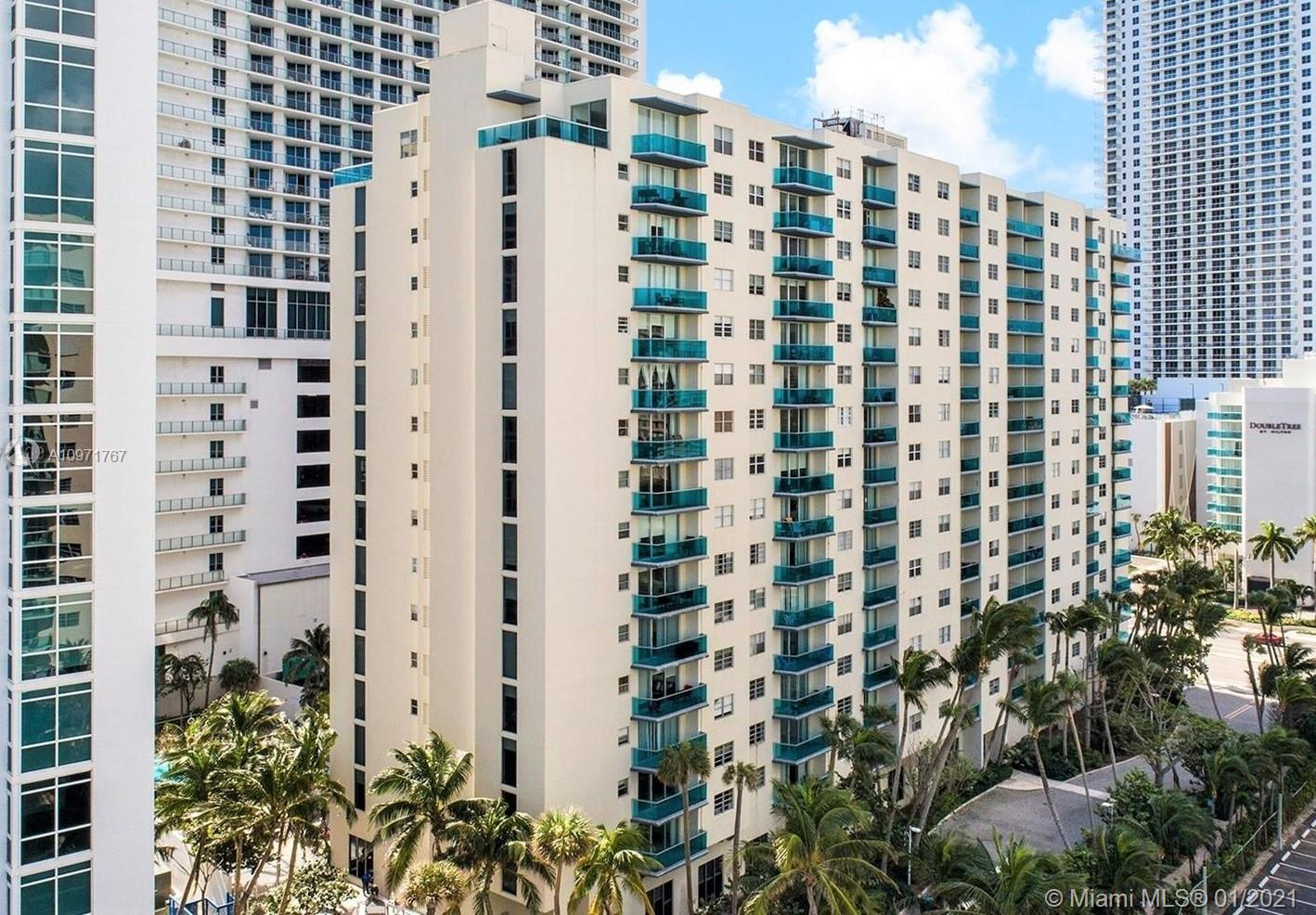 Sian Ocean Residences #5H - 4001 S Ocean Dr #5H, Hollywood, FL 33019