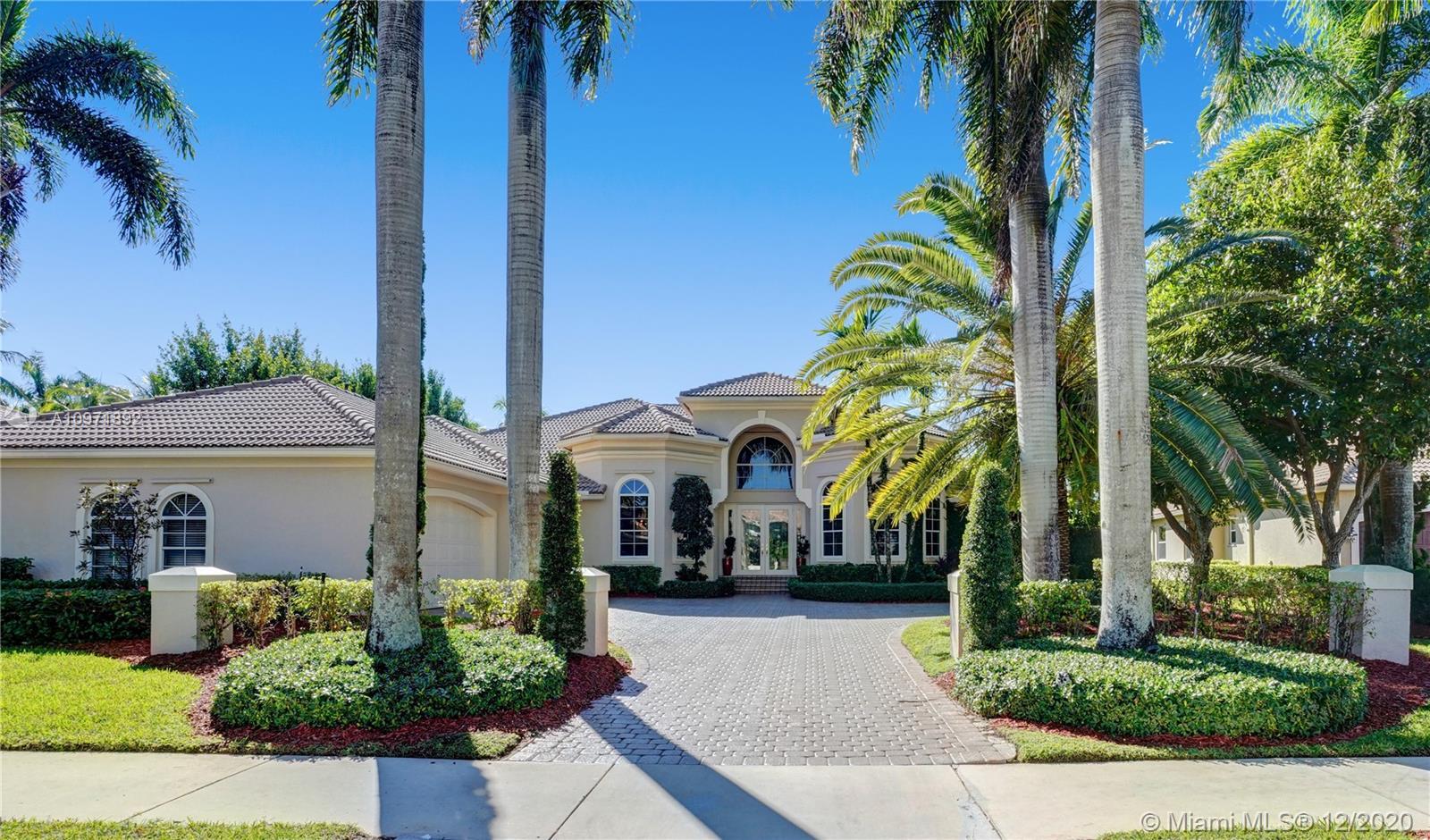 Weston Hills - 2464 Provence Court, Weston, FL 33327
