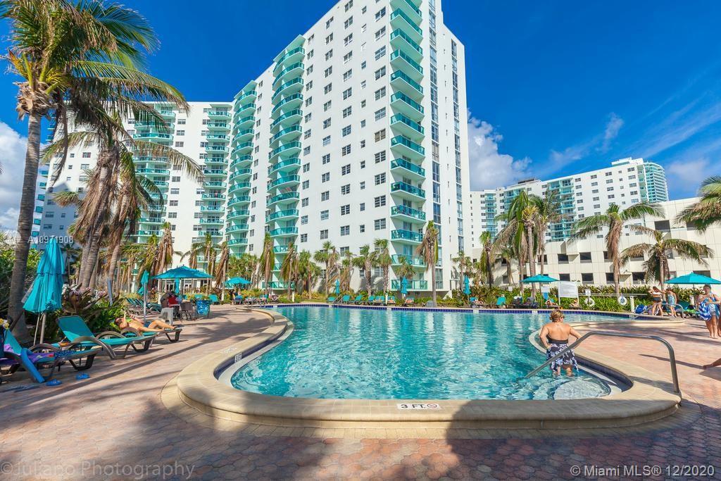 Tides, North Tower #1U - 3801 S Ocean Dr #1U, Hollywood, FL 33019