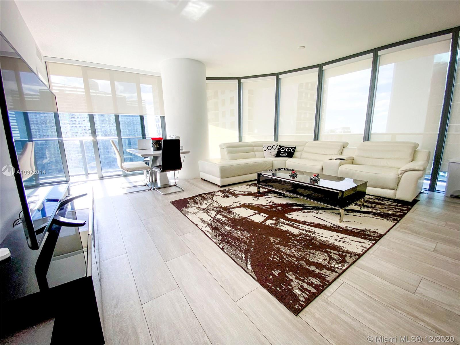 Brickell Heights West Tower #2206 - 55 SW 9th St #2206, Miami, FL 33130