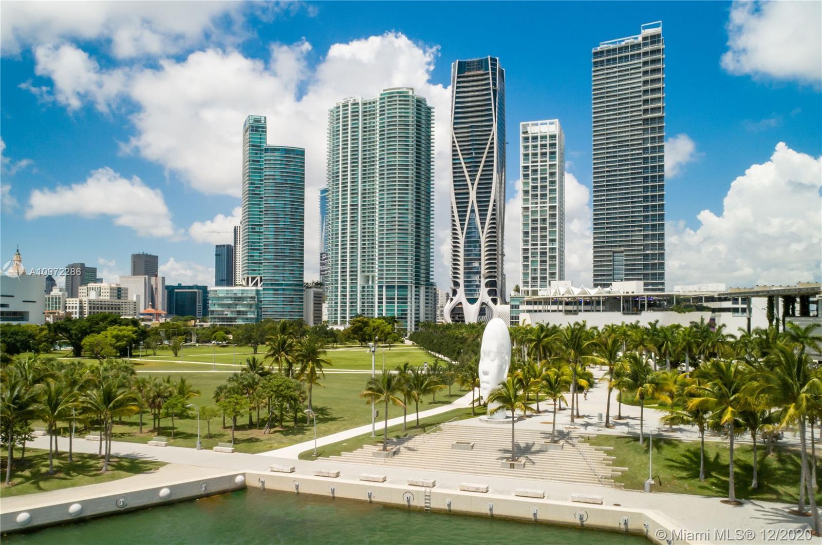 Marquis #5002 - 1100 Biscayne Blvd #5002, Miami, FL 33132
