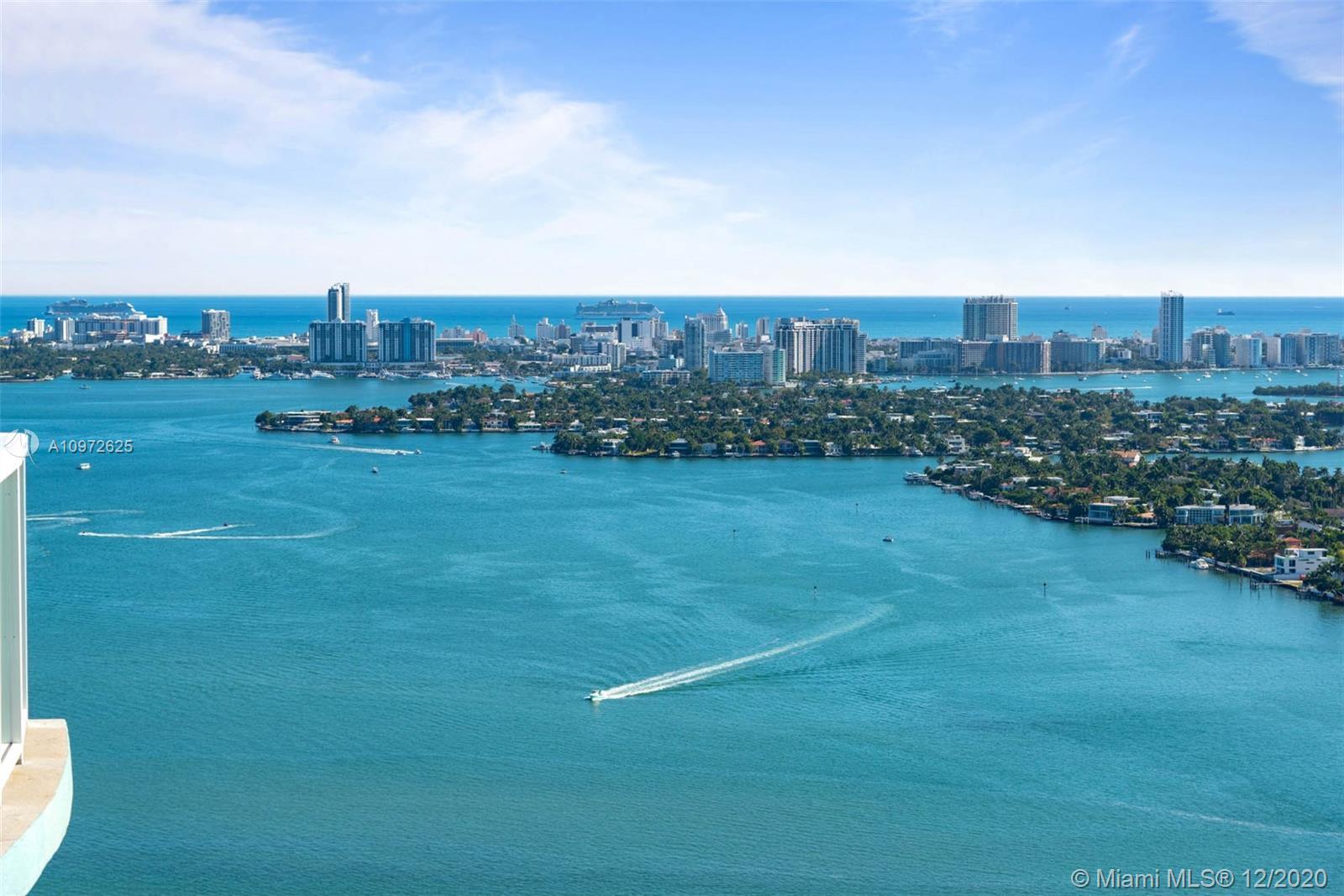 Quantum on the Bay #4303 - 1900 N Bayshore Dr #4303, Miami, FL 33132