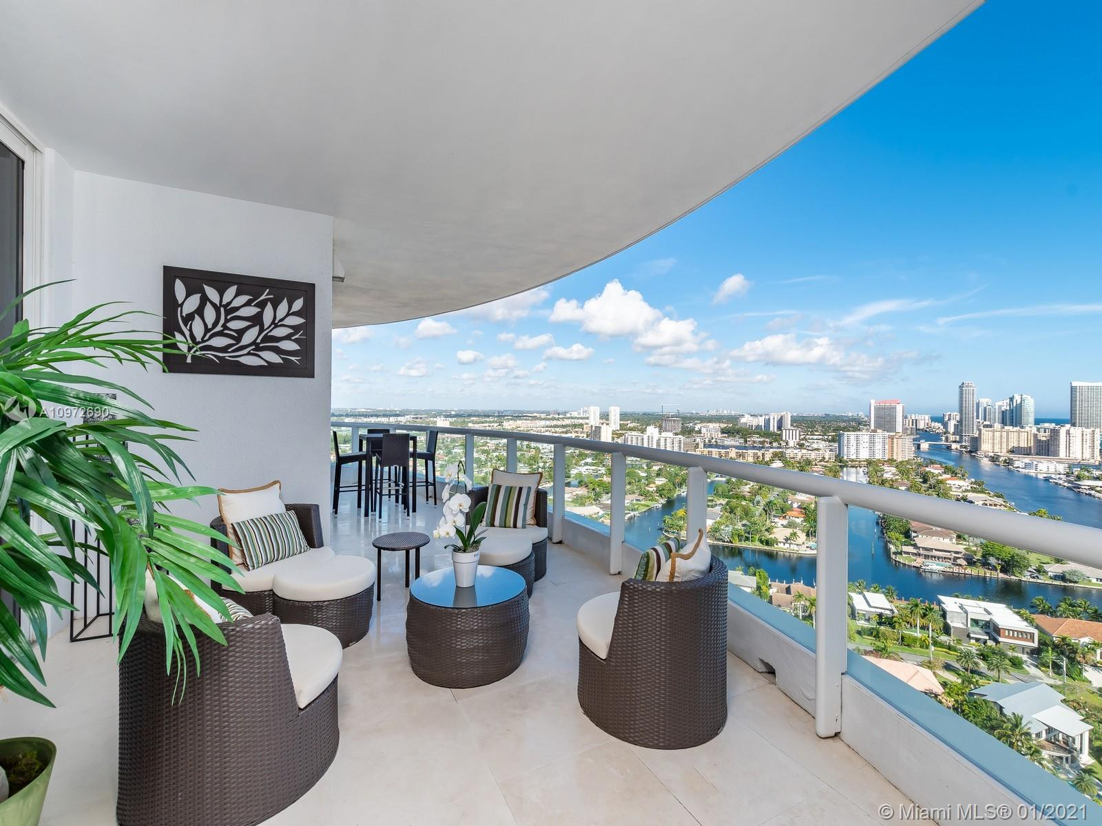 Atlantic 1 at the Point #2604 - 21200 NE 38th Ave #2604, Aventura, FL 33180