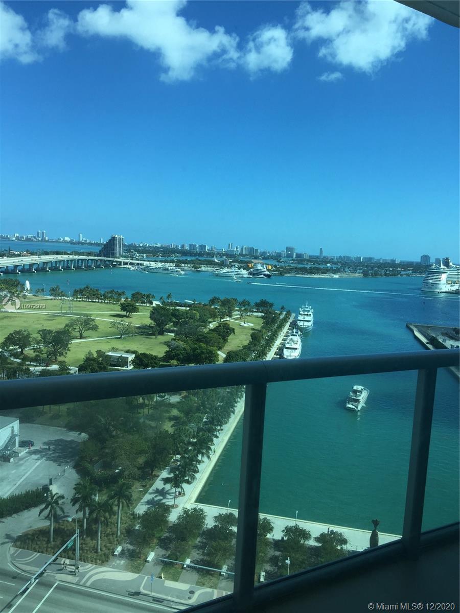 Marina Blue #1811 - 888 Biscayne Blvd #1811, Miami, FL 33132
