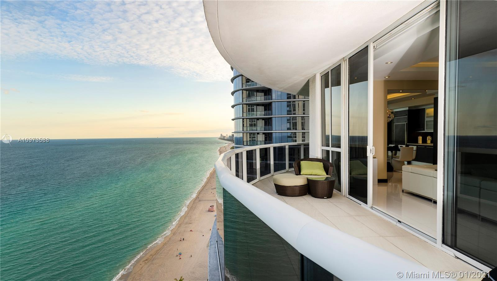 Trump Tower III #2201 - 15811 Collins Ave #2201, Sunny Isles Beach, FL 33160