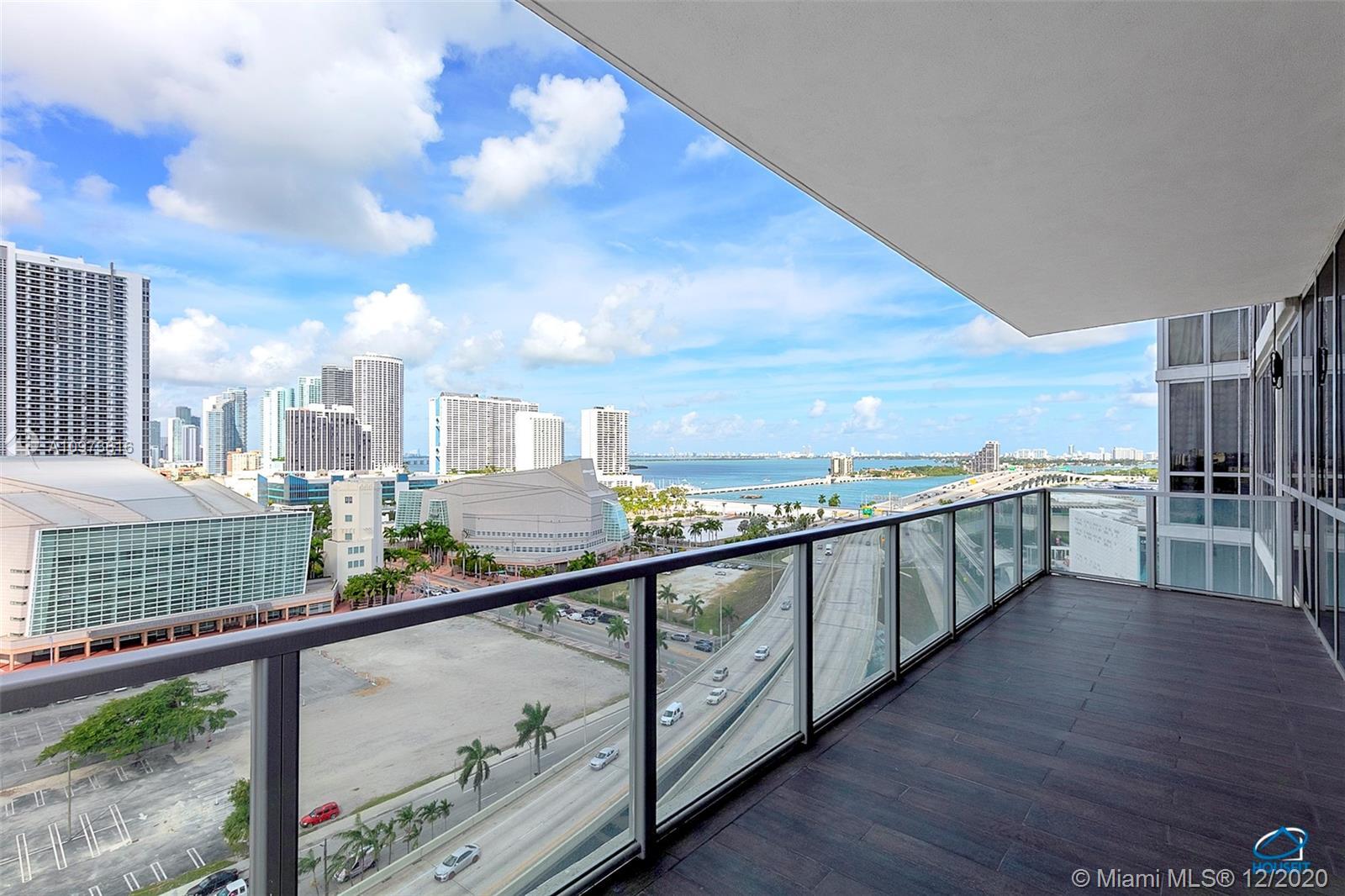 Marquis #1603 - 1100 Biscayne Blvd #1603, Miami, FL 33132