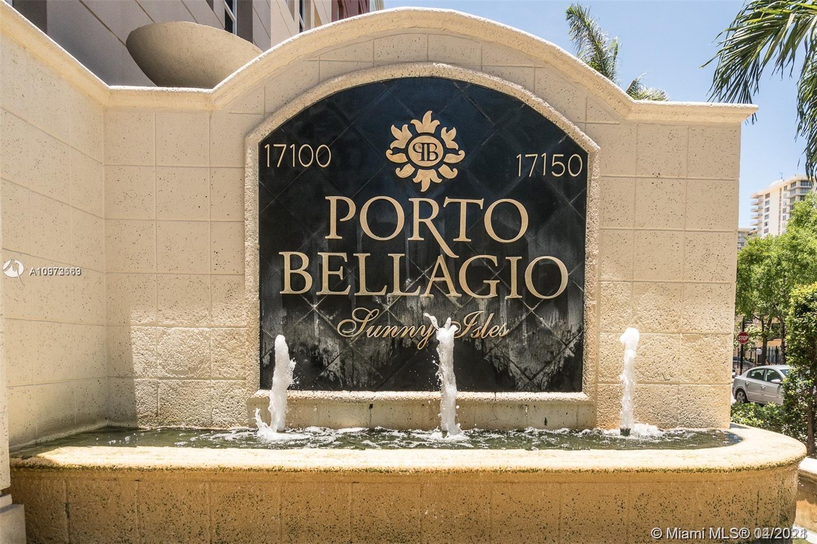 Porto Bellagio 4 #2413 - 17150 N Bay Rd #2413, Sunny Isles Beach, FL 33160