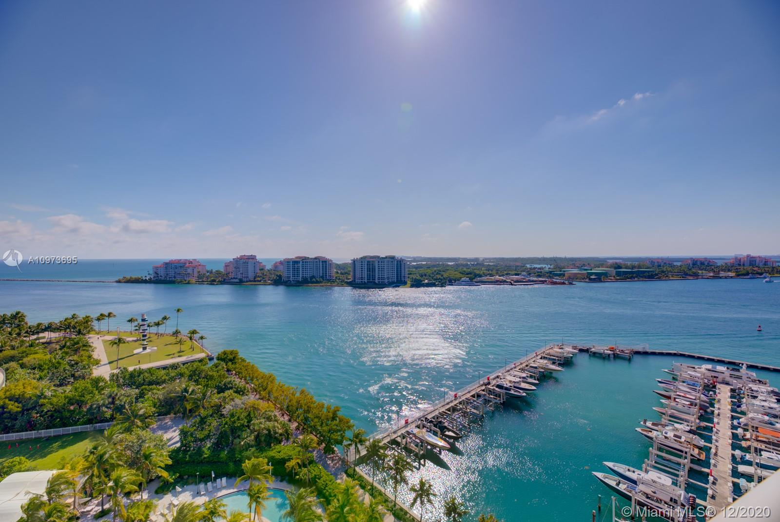Murano At Portofino #1504 - 1000 S Pointe Dr #1504, Miami Beach, FL 33139