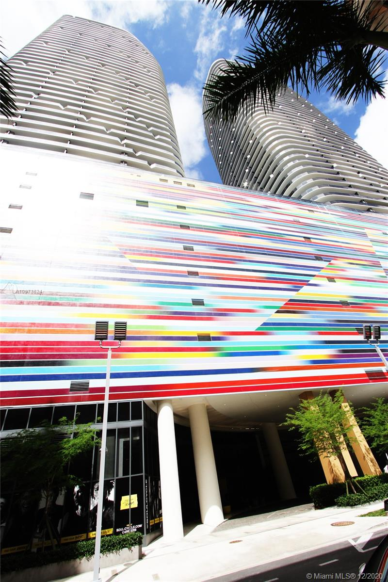 Brickell Heights West Tower #4401 - 55 SW 9th St #4401, Miami, FL 33130