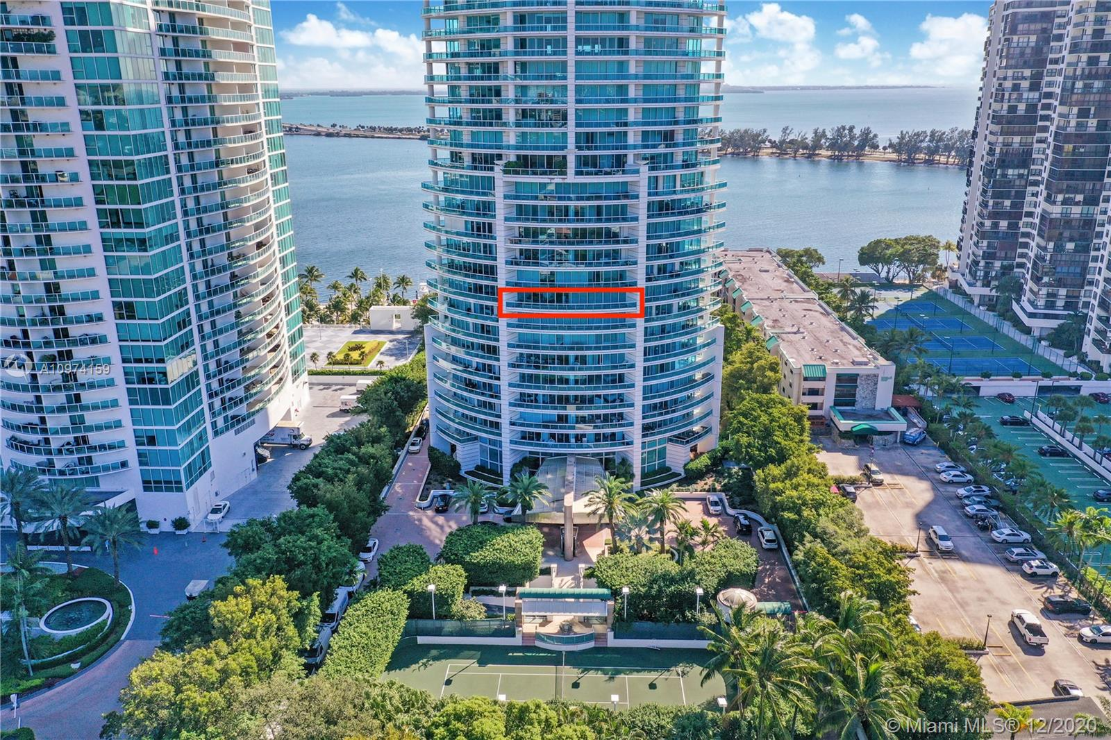 Bristol Tower #906 - 2127 Brickell Ave #906, Miami, FL 33129