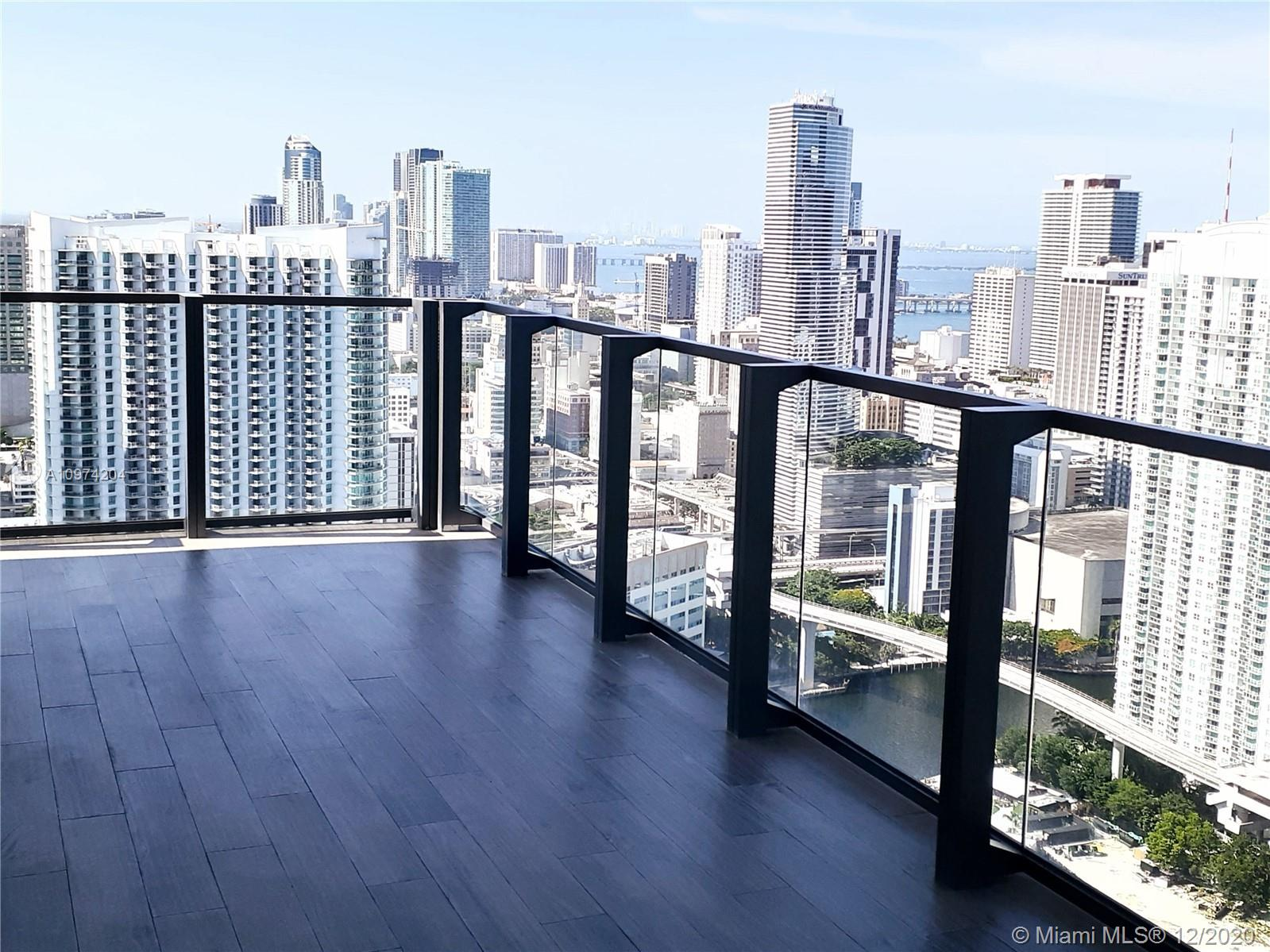 Rise Brickell City Centre #TS3811 - 88 SW 7th St #TS3811, Miami, FL 33130