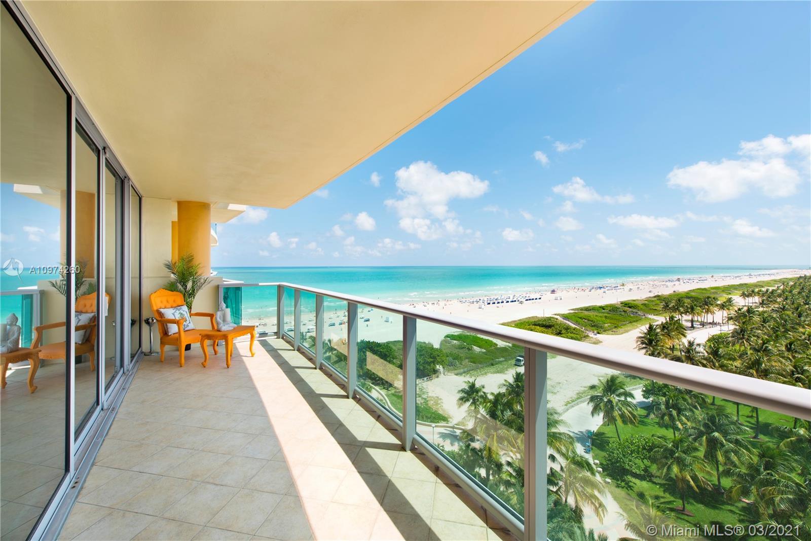 Il Villaggio #1103 - 1455 Ocean Dr #1103, Miami Beach, FL 33139