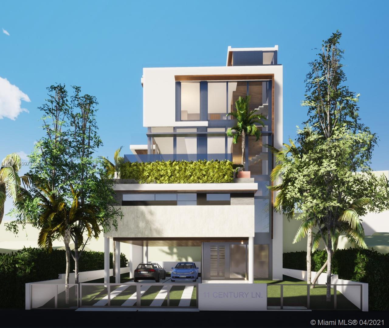 Venetian Islands - 11 Century Ln, Miami Beach, FL 33139