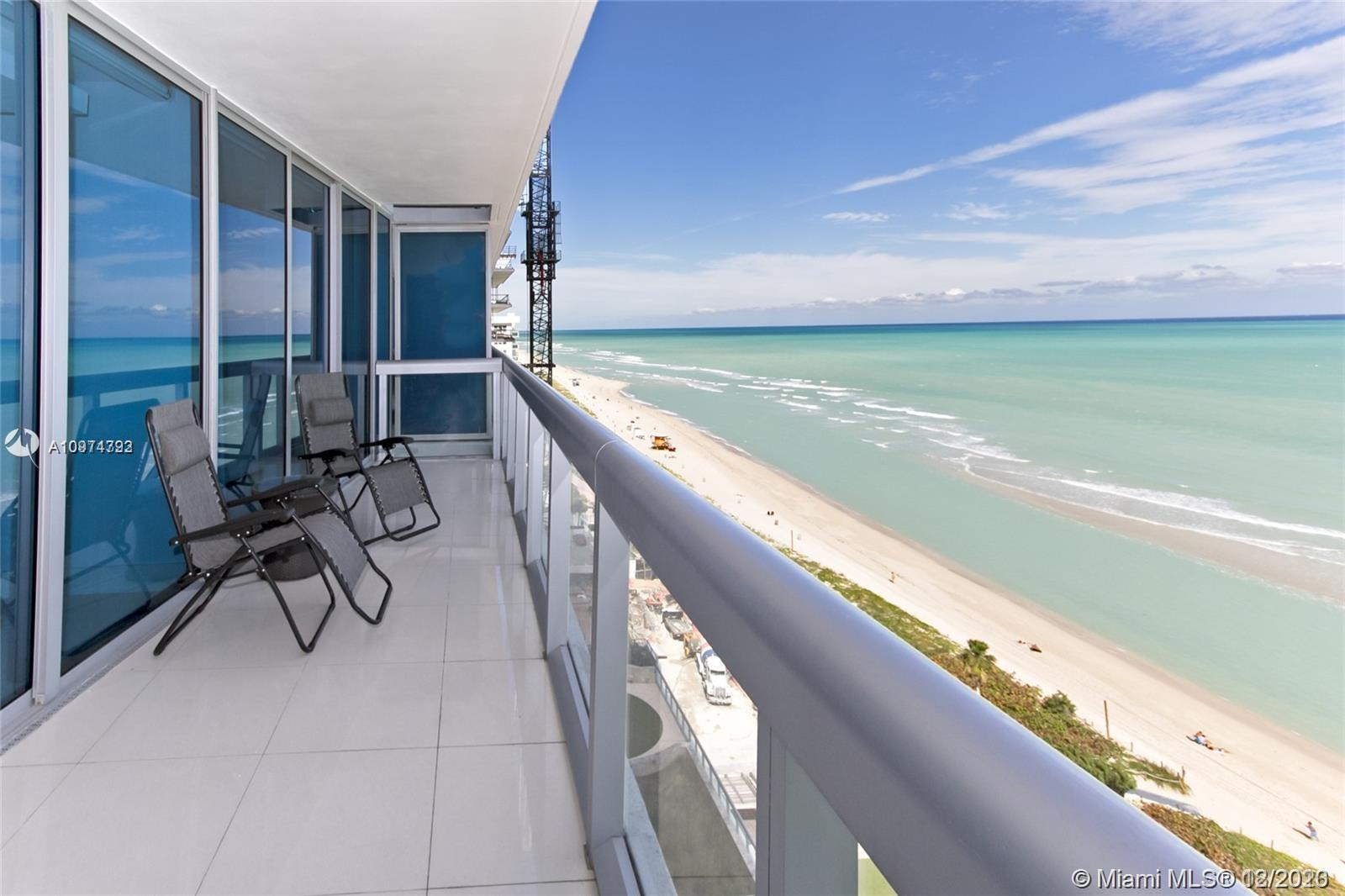 Carillon North Tower #1406 - 6899 Collins Ave #1406, Miami Beach, FL 33141